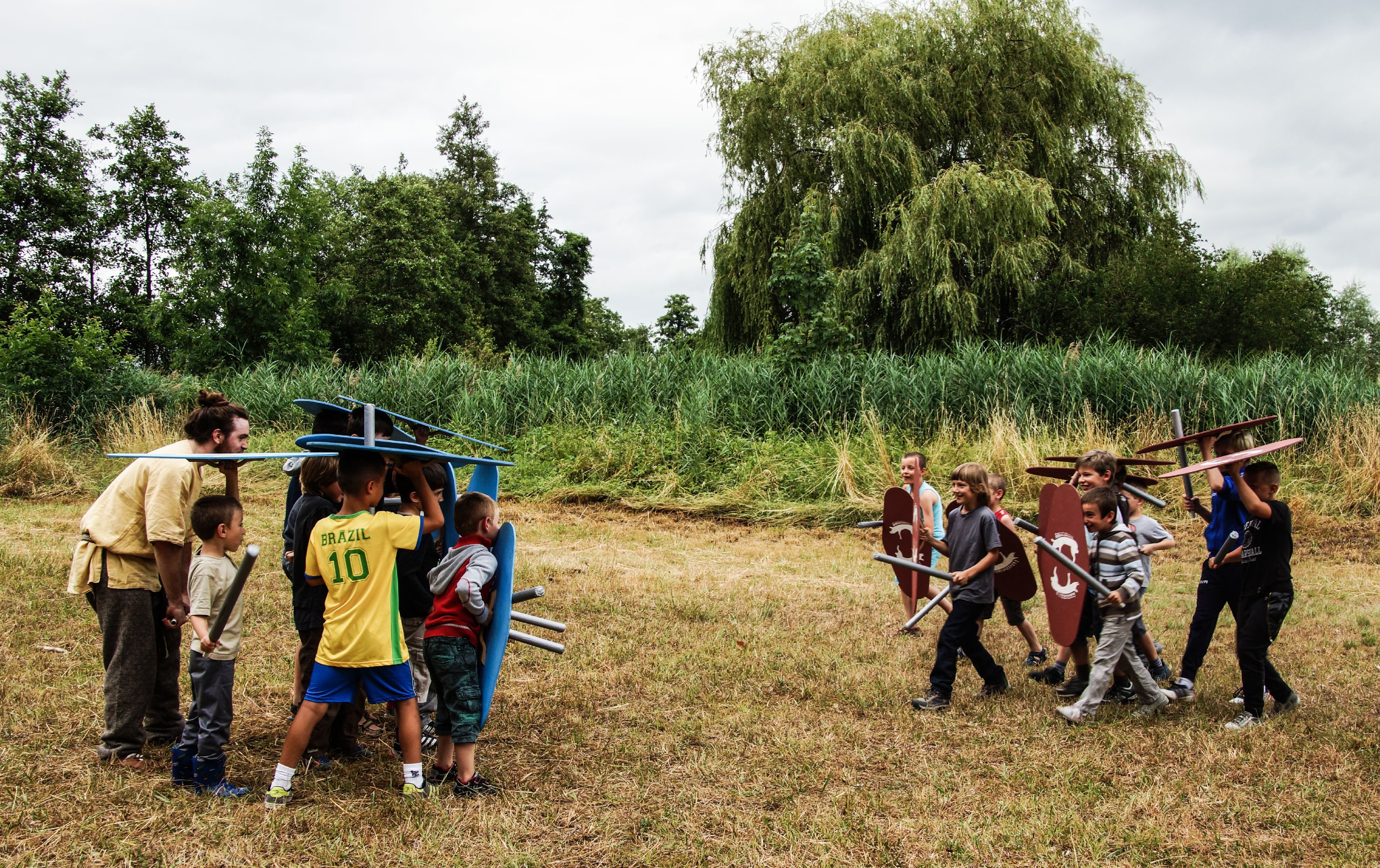 2014-07 Gaulois dans la plaine-08756