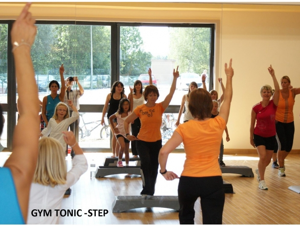 GYM TONIC - STEP 02
